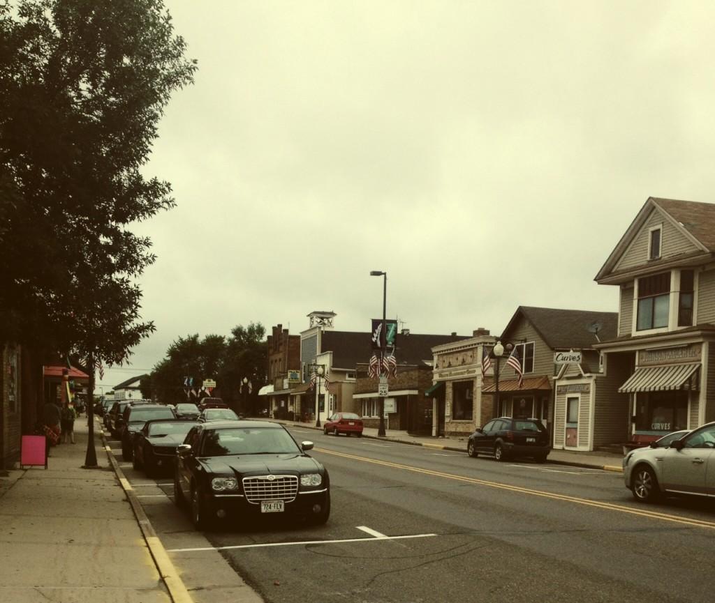 Cabin Town