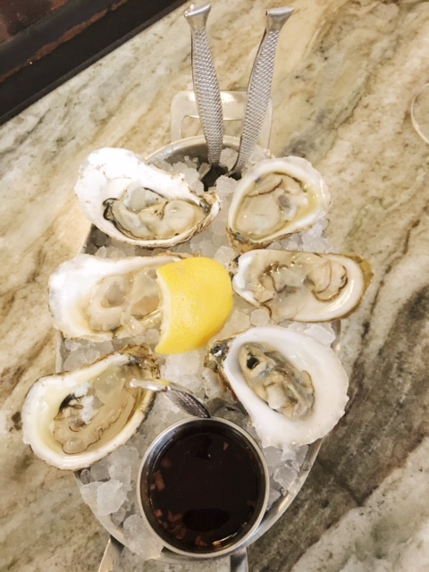 tredici-oysters